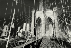 Brooklyn Bridge Infrared