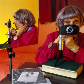Ilse Bing, NYC, April 9, 1986