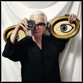 Lillian Bassman, NYC, Aug 25, 1999