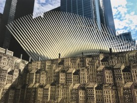 Calatrava + Lower Manhattan